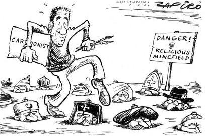 Zapiro-minefield